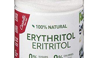 Eritritol Stevia en Mercadona