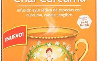 Te De Curcuma Mercadona