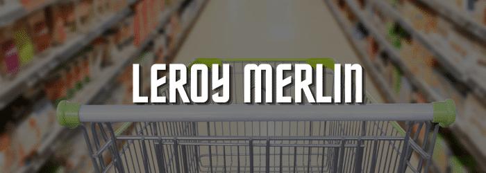 Categoría Leroy Merlin