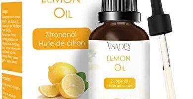Aceite Esencial De Limon Mercadona