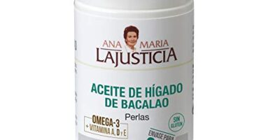 Aceite Higado Bacalao Mercadona