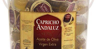 Aceite Monodosis Mercadona