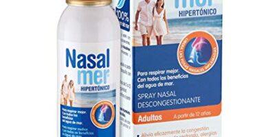 Agua De Mar Nasal Mercadona