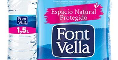 Agua Fuente Liviana Mercadona