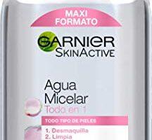 Agua Micelar Garnier Mercadona