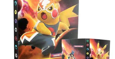 Album Cartas Pokemon El Corte Inglés