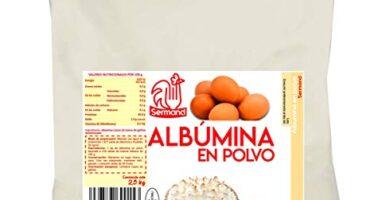 Albumina Comprar Mercadona