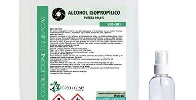 Alcohol Isopropilico Carrefour