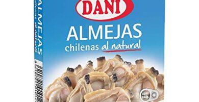 Almejas Mercadona