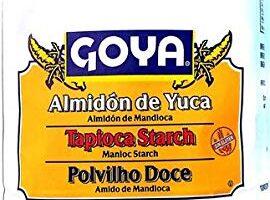 Almidon De Mandioca Mercadona