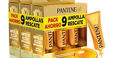 Ampollas Pantene Mercadona