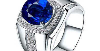 Anillo Diamante Azul El Corte Inglés