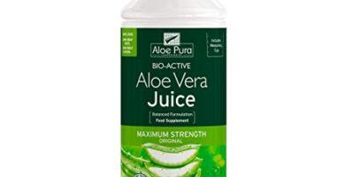Bebida Aloe Vera Mercadona Beneficios