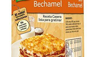 Bechamel Mercadona