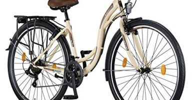Bicicleta Paseo Mujer Carrefour