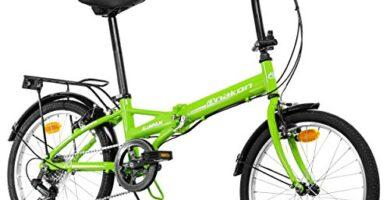 Bicicleta Plegable Alcampo