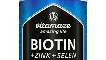 Biotina Y Zinc Mercadona