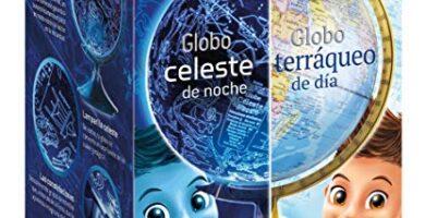 Bola Del Mundo Con Luz El Corte Ingles