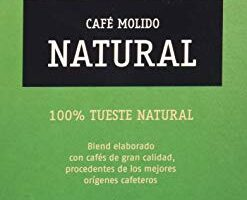 Cafe Natural Mercadona