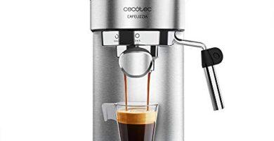 Cafetera Espresso Lidl Silvercrest Opiniones
