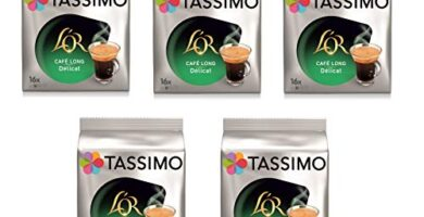 Cafetera Tassimo Alcampo