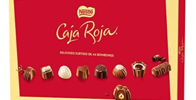 Caja Roja Nestle Precio Mercadona