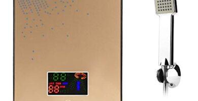 Calentador Electrico Instantaneo Leroy Merlin