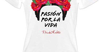 Camiseta Frida Kahlo El Corte Ingles
