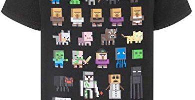 Camiseta Minecraft Nino El Corte Ingles