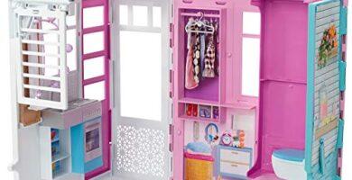 Caravana Barbie Alcampo