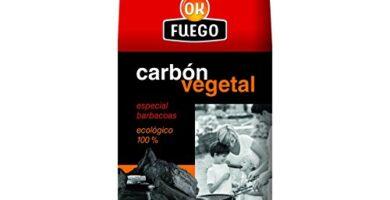 Carbon Barbacoa Mercadona