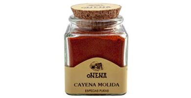 Cayena Molida Mercadona