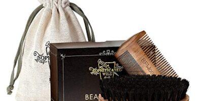 Cepillo Barba Mercadona