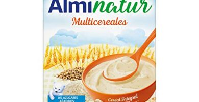 Cereales Bebe Mercadona