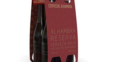 Cerveza Roja Mercadona