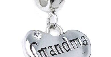 Charm Pandora Abuela El Corte Ingles