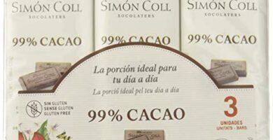 Chocolate 99 Mercadona