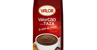 Chocolate A La Taza Mercadona