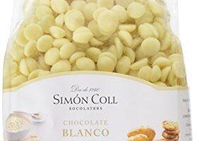 Chocolate Blanco Para Fundir Mercadona
