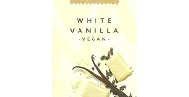 Chocolate Blanco Sin Lactosa Mercadona