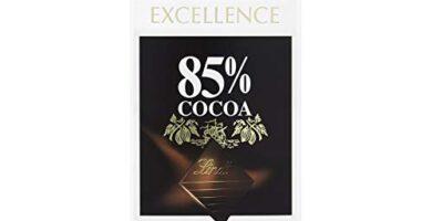 Chocolate Negro 85 Mercadona
