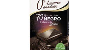 Chocolate Sin Azucar Mercadona