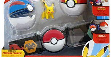 Cinturon Pokemon Carrefour
