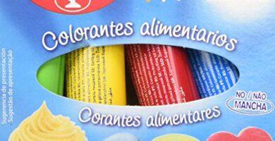 Colorante Alimentario Reposteria Mercadona