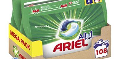 Detergente Capsulas Mercadona