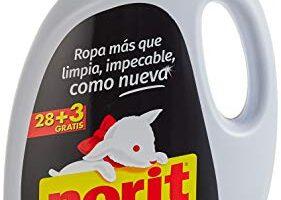 Detergente Ropa Negra Mercadona