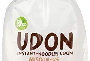 Fideos Udon Mercadona