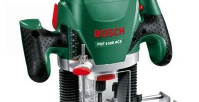Fresadora Bosch Leroy Merlin