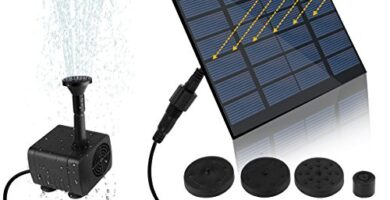 Fuente Solar Leroy Merlin