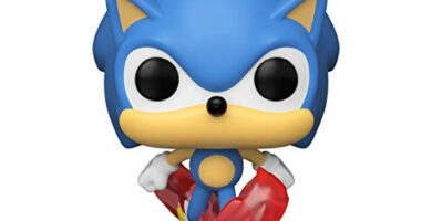 Funko Pop Sonic El Corte Inglés